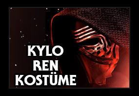Star Wars Episode 7 Kylo Ren Kostüme