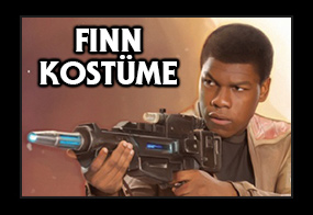 Star Wars Episode 7 Finn Kostüme