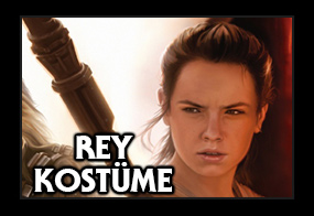 Star Wars Episode 7 Rey Kostüme