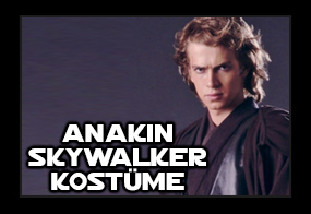 Anakin Skywalker Costume Replicas