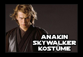 Anakin Skywalker Robes