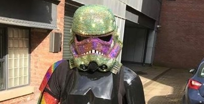 Shadowtrooper bei Manchester Pride 2018