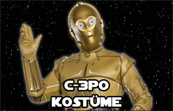 Star Wars C-3PO Costumes available at www.Jedi-Robe.com - The Star Wars Shop