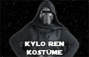Star Wars Kylo Ren Costumes available at www.Jedi-Robe.com - The Star Wars Shop