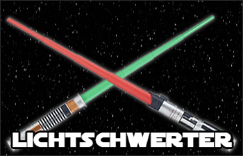 Star Wars Lightsabers available at www.Jedi-Robe.com - The Star Wars Shop