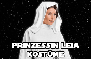 Star Wars Princess Leia Costumes available at www.Jedi-Robe.com - The Star Wars Shop