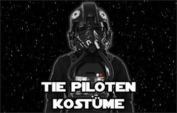 Star Wars TIE Pilot Costumes available at www.Jedi-Robe.com - The Star Wars Shop