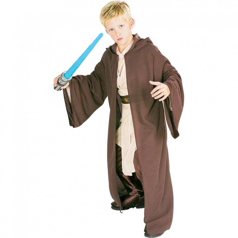 Star Wars Kostüme Star Wars Jedi Robe Kinder Kostüm