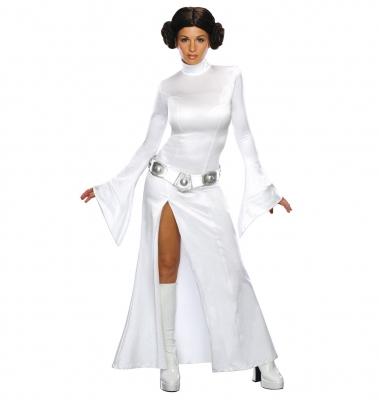 Star Wars Kostume Star Wars Sexy Prinzessin Leia Damen Kostume
