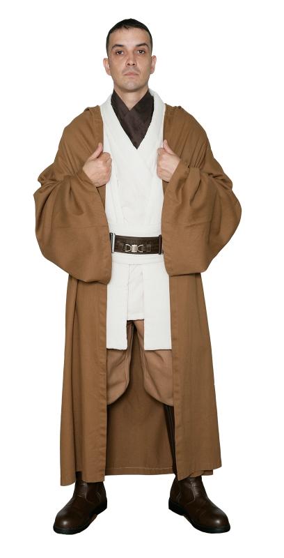 Star Wars Kostüme Star Wars Obi Wan Kenobi Kostüm Tunika Mit